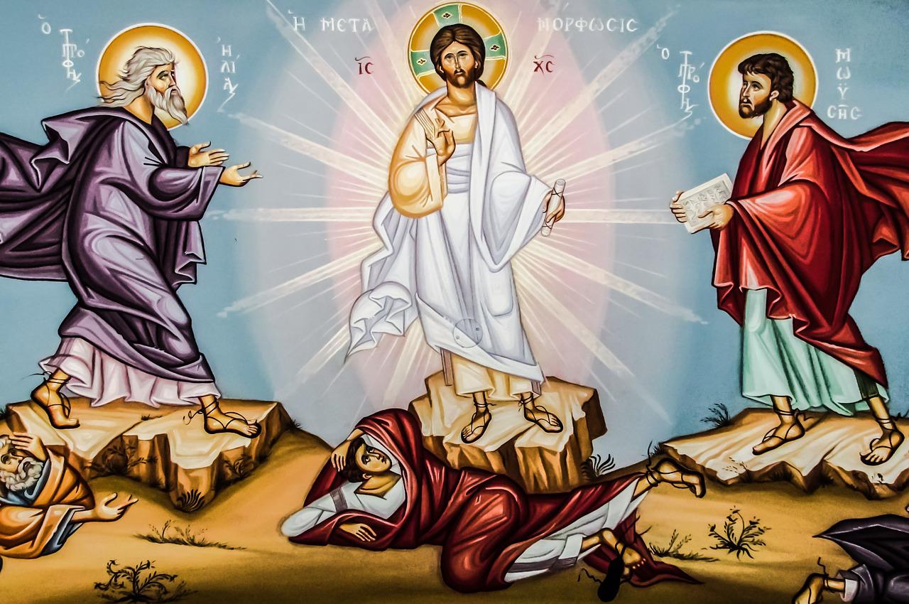 Solennità della Trasfigurazione del Signore
