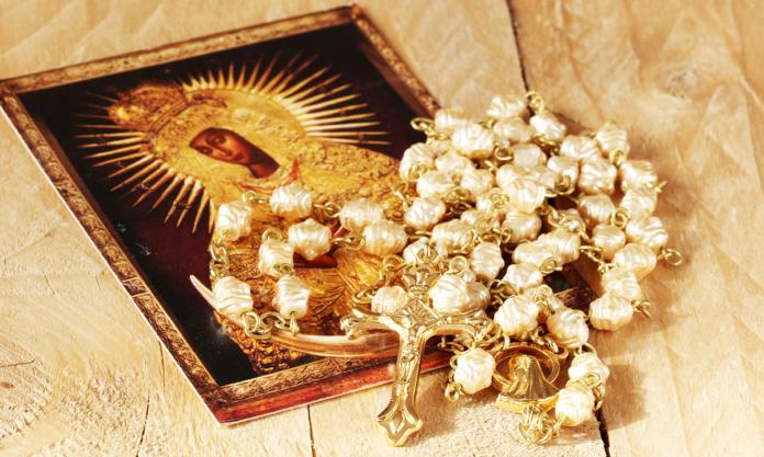 Preghiera alla Madonna di Pompei