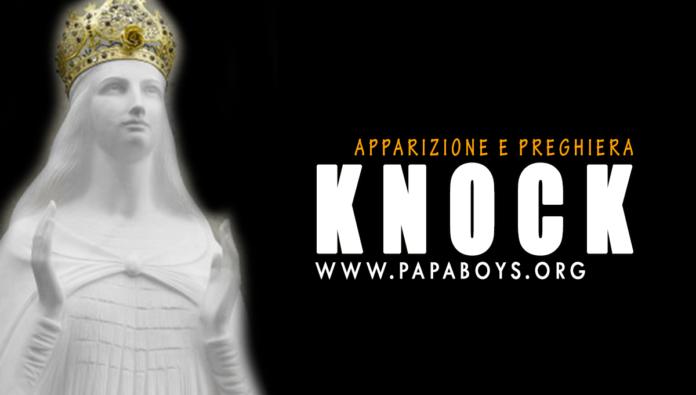 Beata Vergine Maria di Knock: apparizione e preghiera