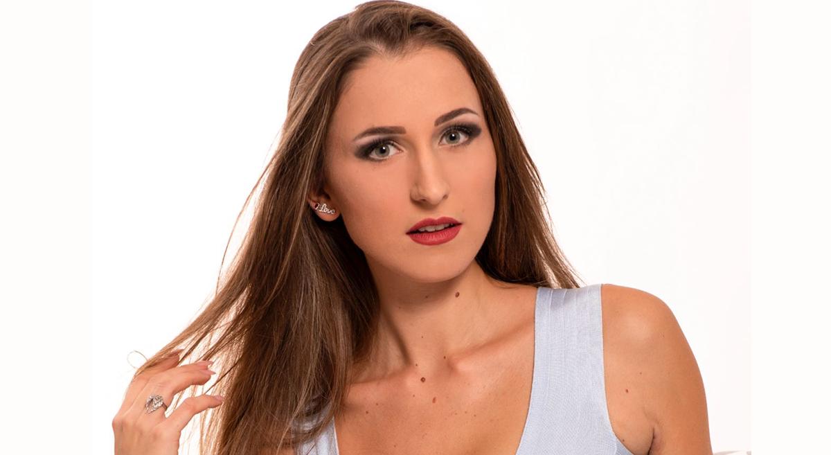 Federica Driusso: la giovane modella che sogna viaggiare