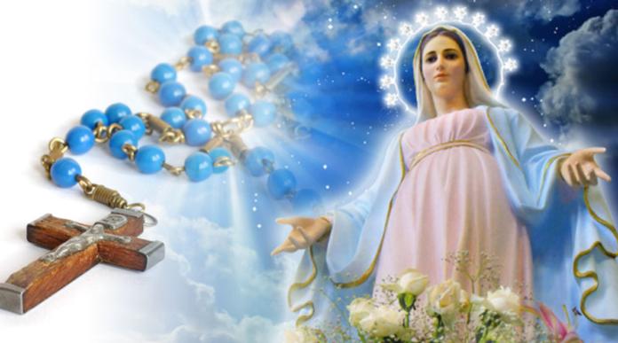 Preghiera Miracolosa da recitare alla Vergine Maria