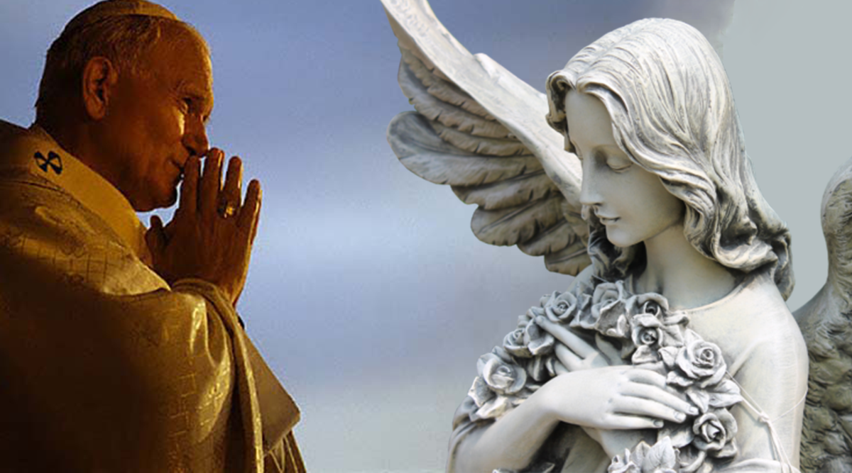 Supplica agli Angeli Custodi