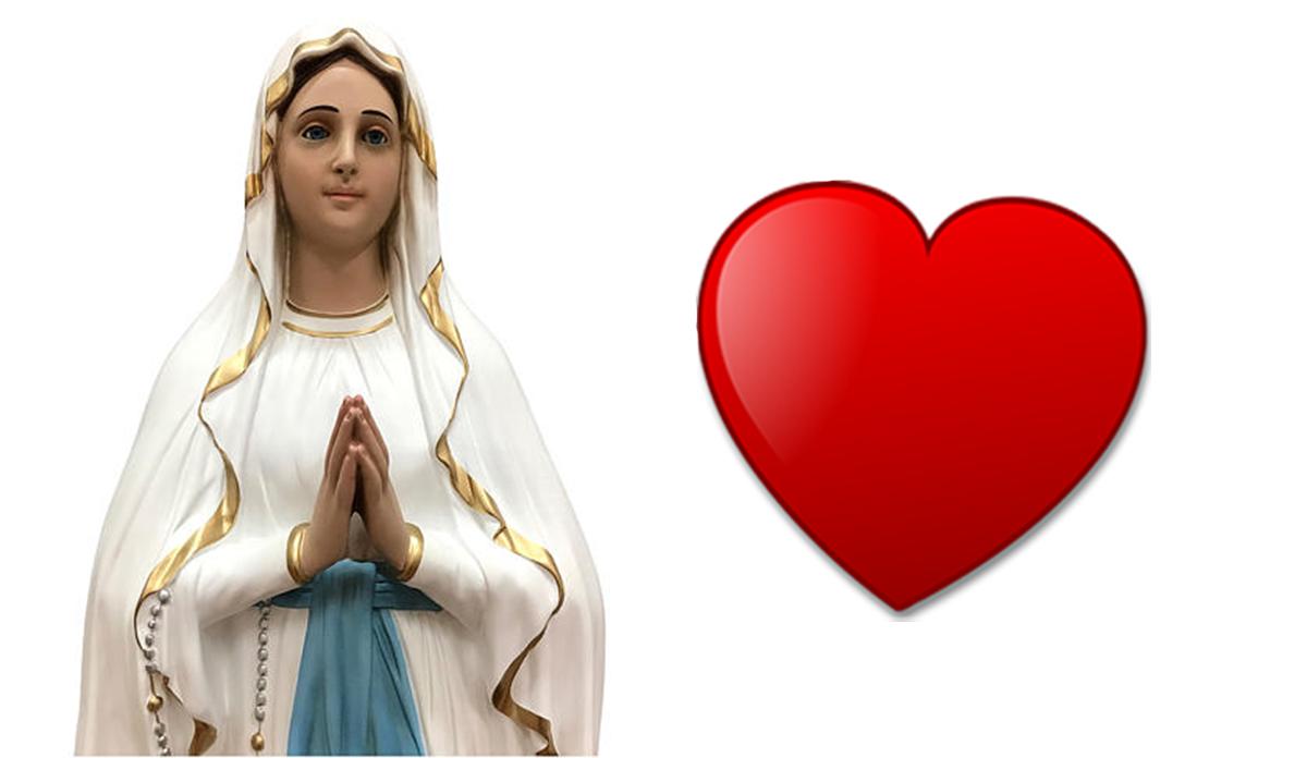 Supplica alla Madonna di Lourdes q