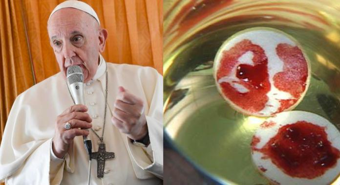 Papa Francesco e i miracoli eucaristici