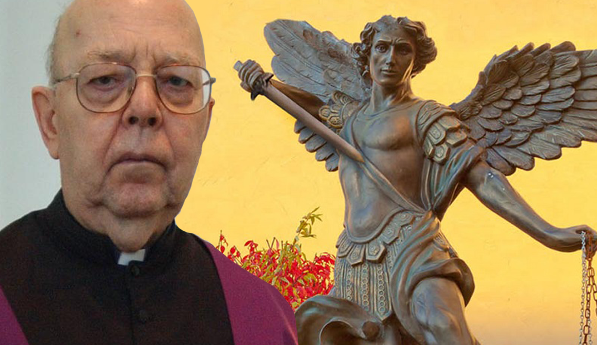 Padre Gabriele Amorth: una vita dalla parte del bene