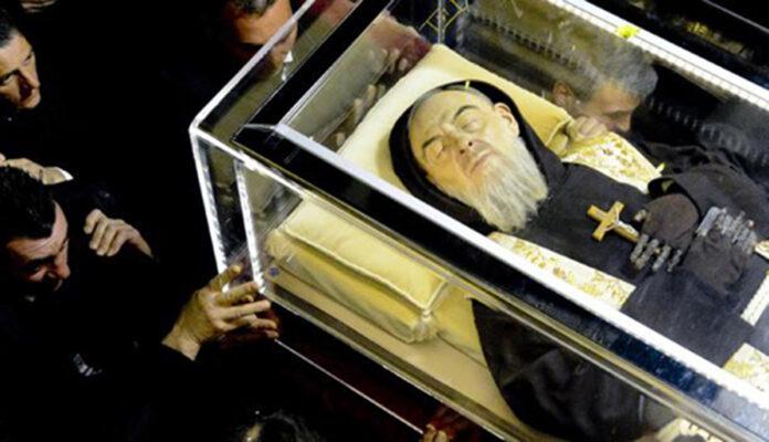 W Padre Pio da Pietrelcina