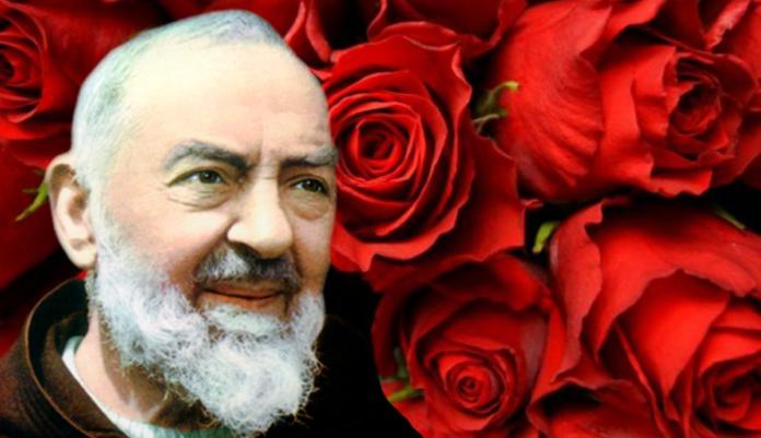 Padre Pio ci accompagna e guida nel nuovo giorno