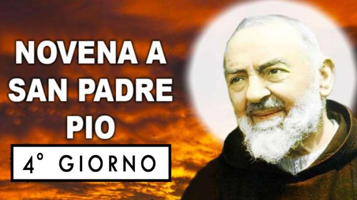Novena a Padre Pio da Pietrelcina