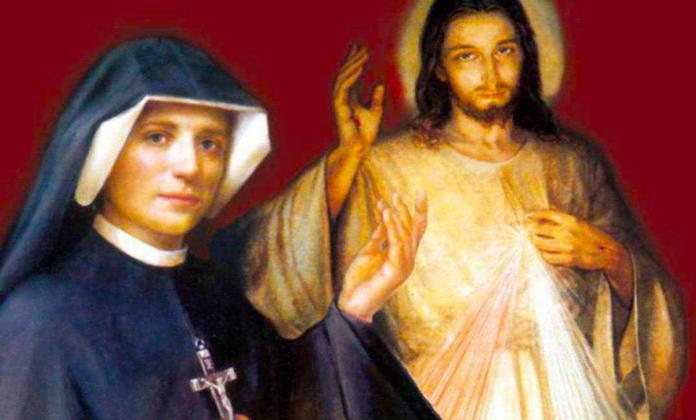 Gesù ha parlato a Santa Faustina