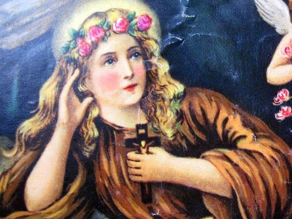 La preghiera a Santa Rosalia contro il Coronvirus