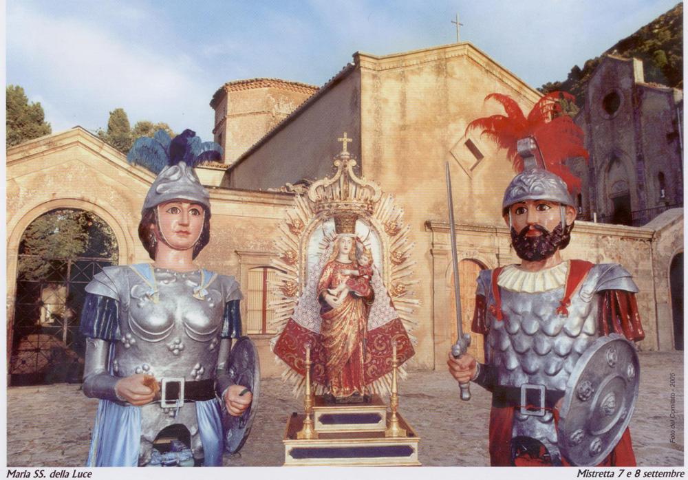 Madonna della Luce: culto e devozione a Mistretta