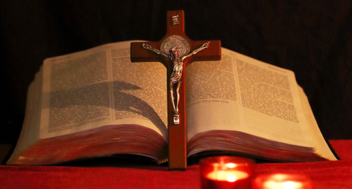 Supplica al Crocifisso