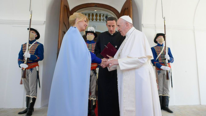 Papa Francesco in Slovacchia