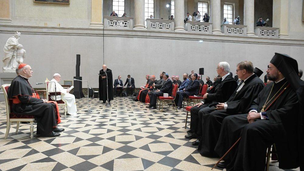 Papa Francesco.12.09.2021