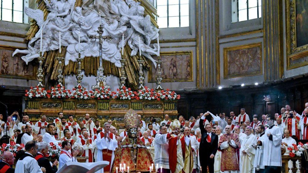 San Gennaro: il vescovo tanto amato a Napoli