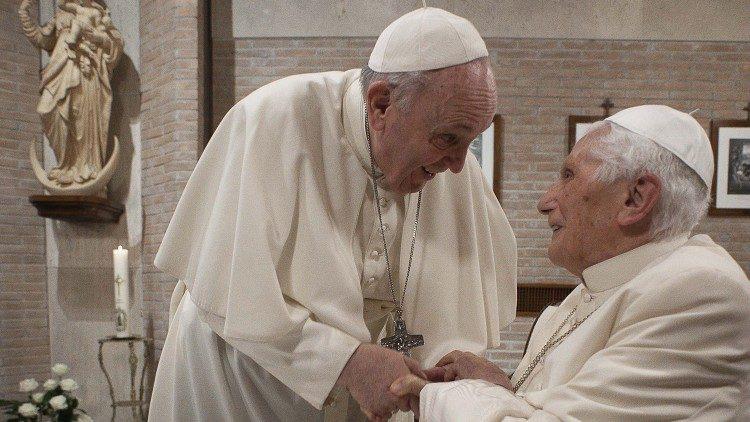 Dichiarazione choc di Papa Francesco