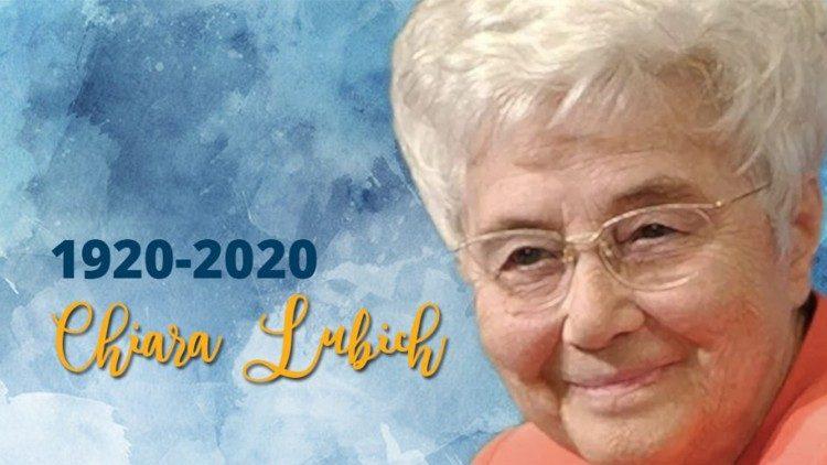 Preghiera a Chiara Lubich