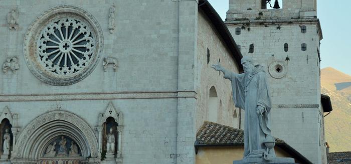 Supplica a San Benedetto da Norcia