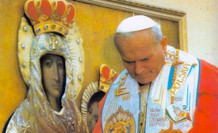 Supplica per ricevere le benedizioni di Giovanni Paolo II