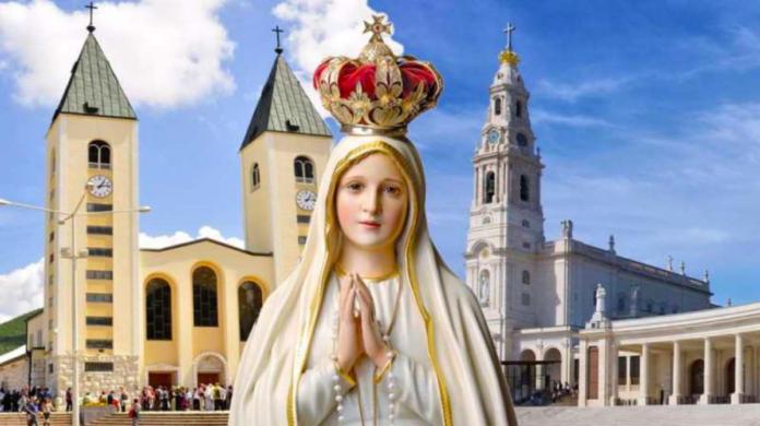 La quinta apparizione della Madonna di Fatima