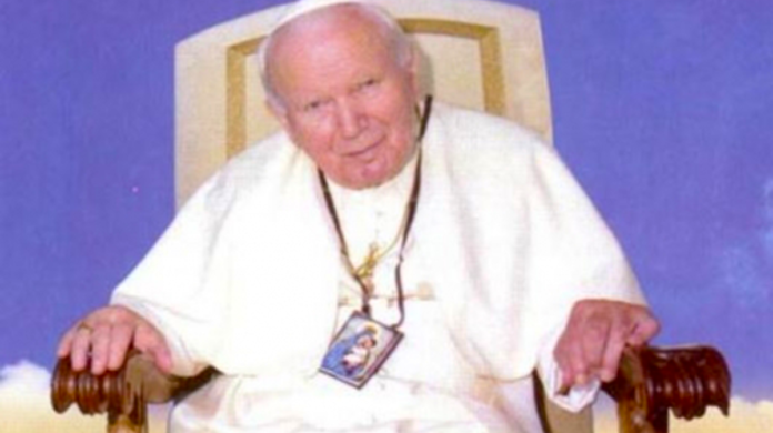 Supplica a San Giovanni Paolo II