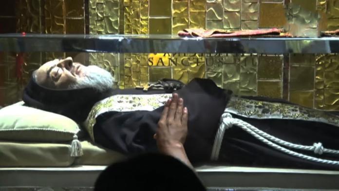 Padre Pio e la sua morte