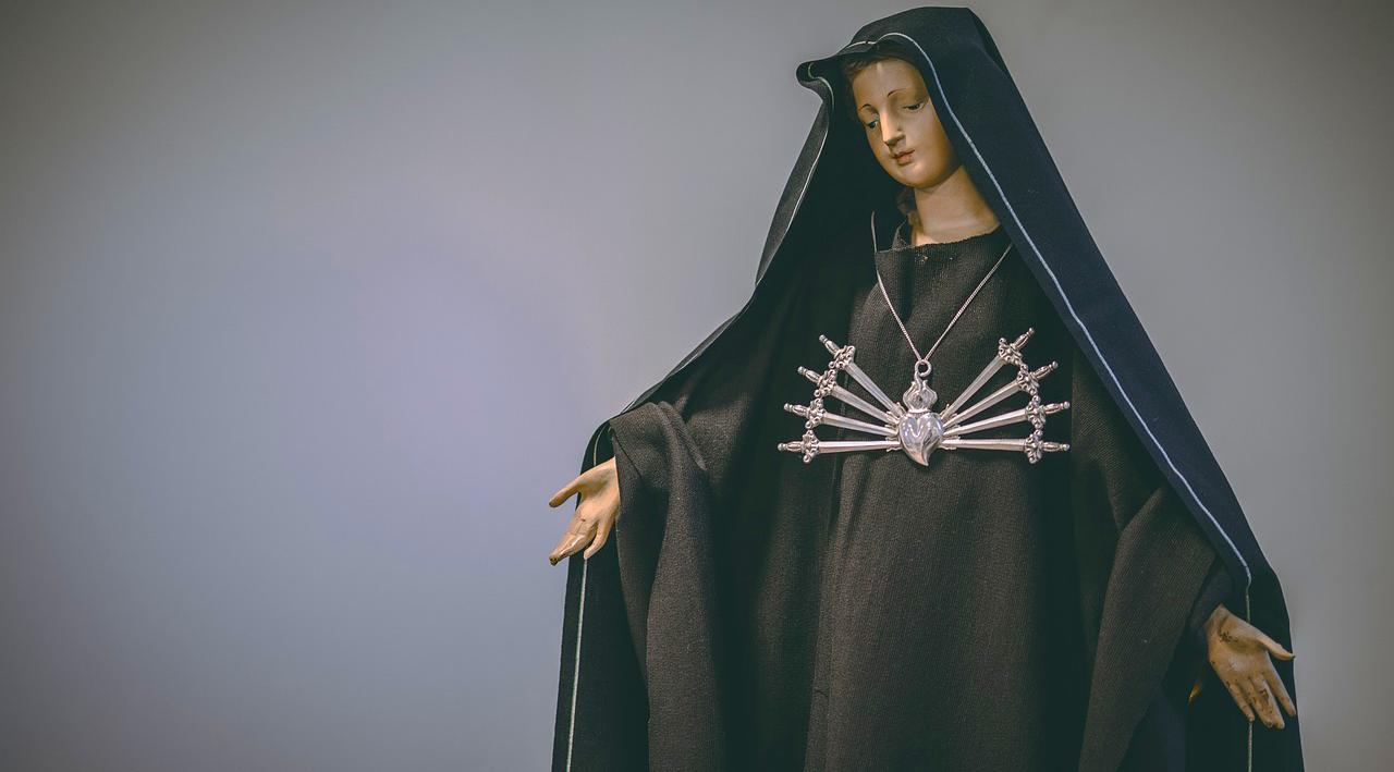 2° giorno della Novena alla Madonna Addolorata