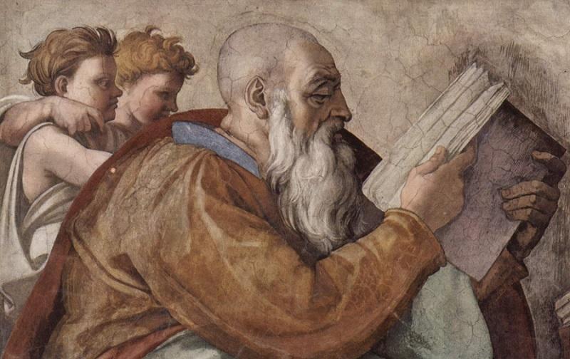 San Zaccaria, profeta: vita e preghiera