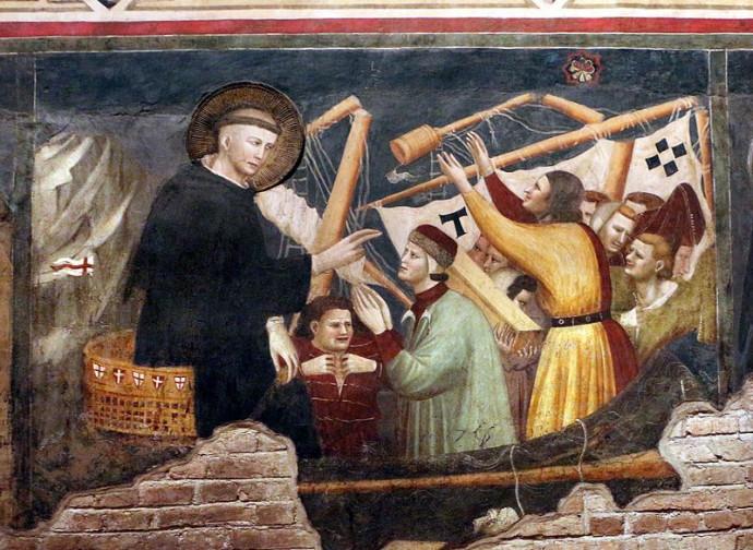 San Nicola da Tolentino: miracoli e preghiera