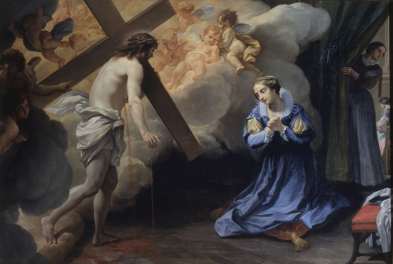 Santa Caterina Fieschi Adorno da Genova