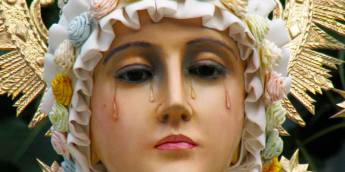 Preghiera alla Vergine Maria contro l'angoscia