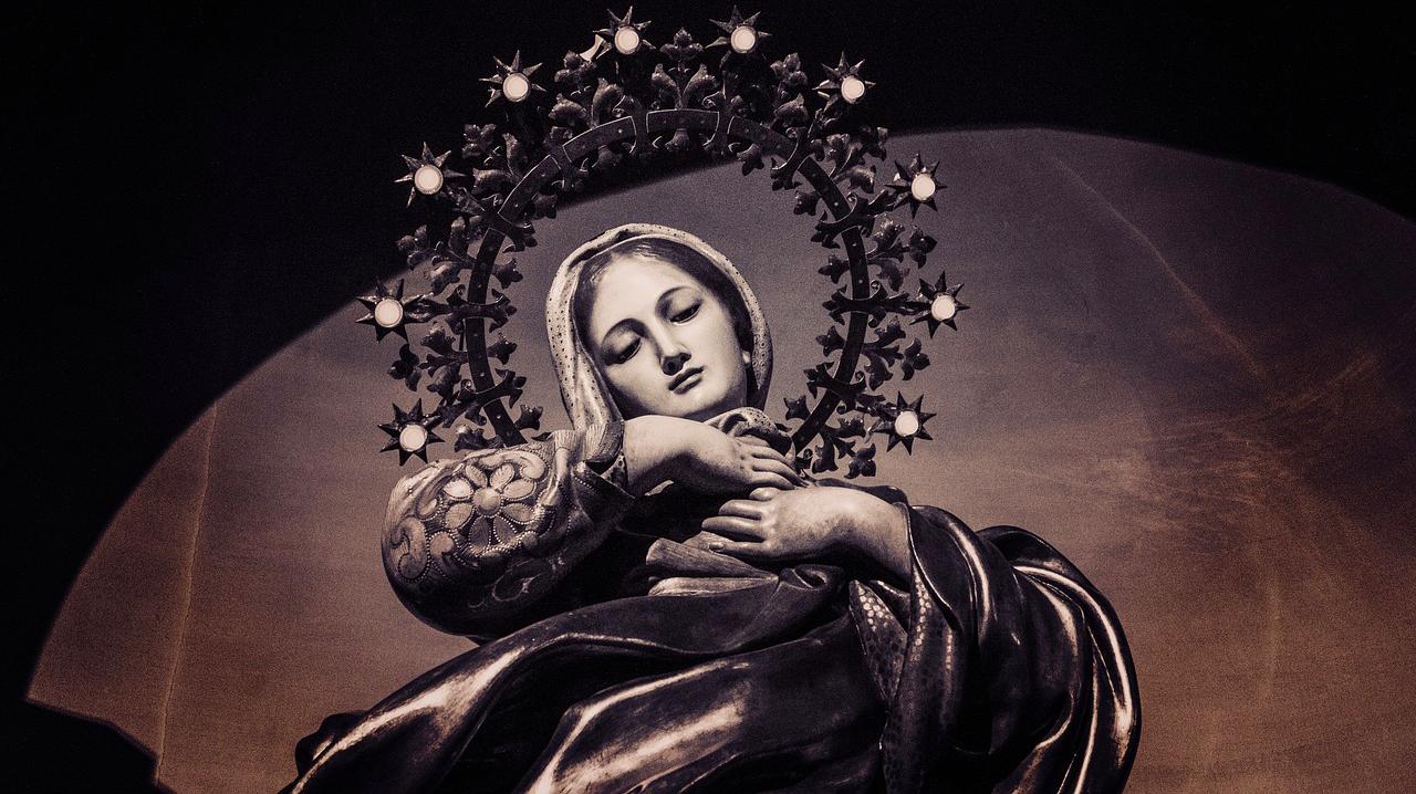 La supplica per invocare la Madonna del Santo Rosario