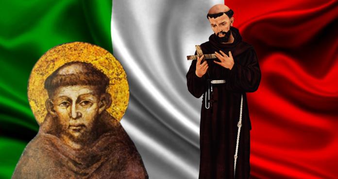 Supplica a San Francesco