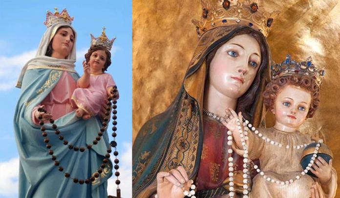 Devozione alla Beata Vergine Maria del Santo Rosario