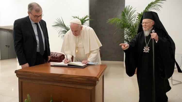 L'appello di Papa Francesco per la Terra