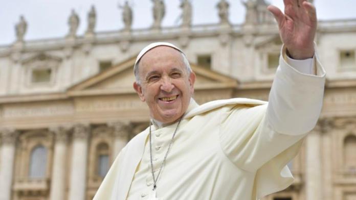 La preghiera per Papa Francesco