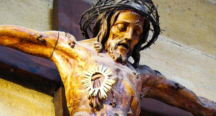 Preghiera della notte a Gesù