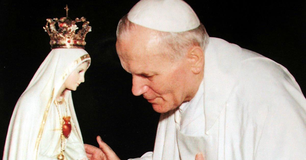 Giovanni Paolo II e il legame con Fatima